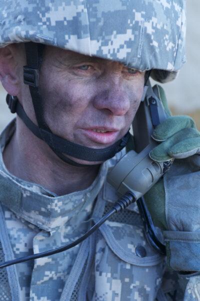 RA250 slimline US army