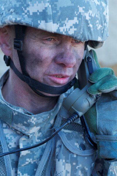 RA250 slimline US army V2