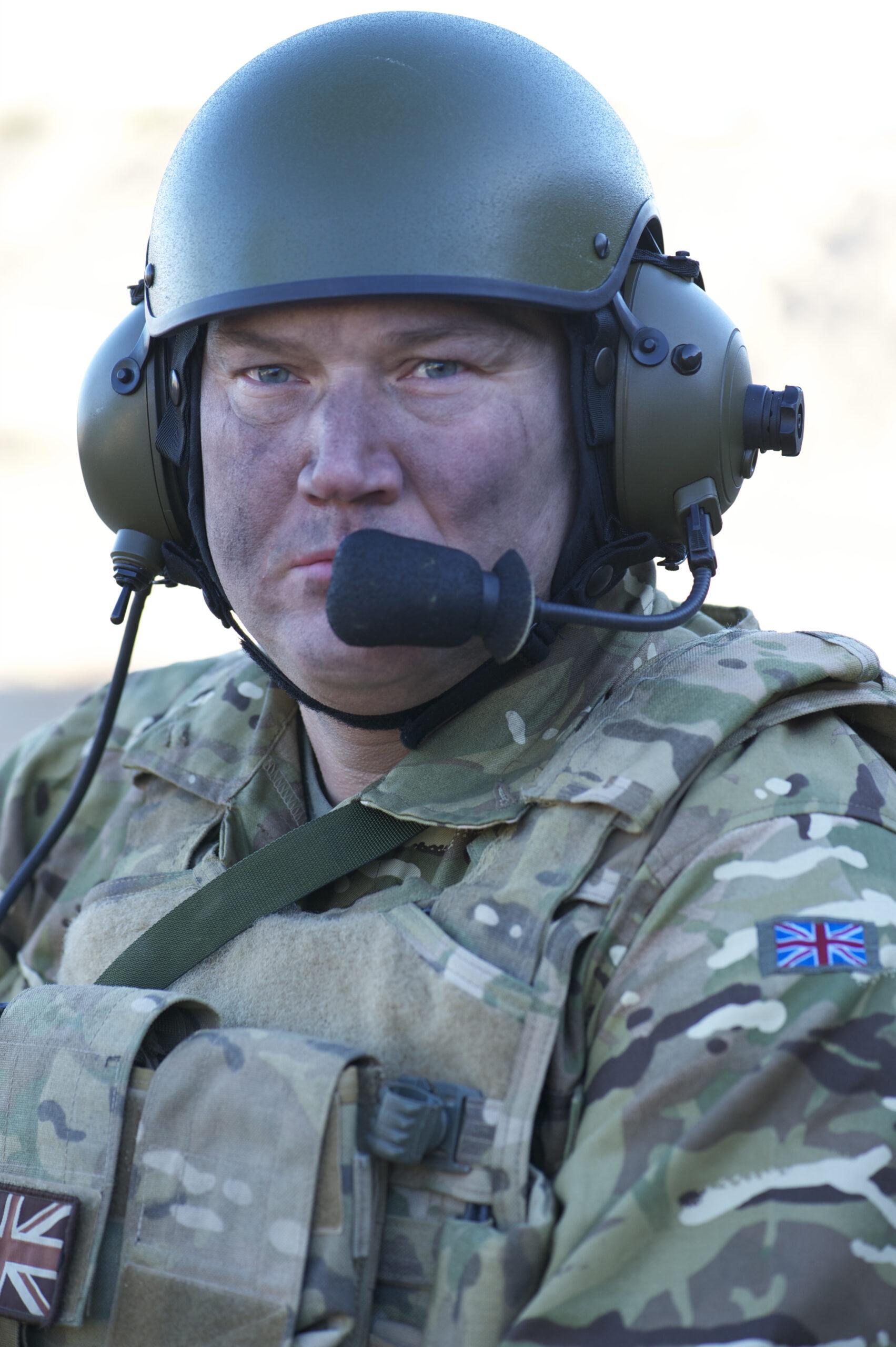 RA315 IHS – UK army